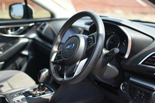 2017 Subaru XV MY18 2.0I-L Crystal White Continuous Variable Wagon