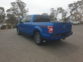 2019 Ford F150 (No Series) XLT Blue 10 Speed Automatic Utility