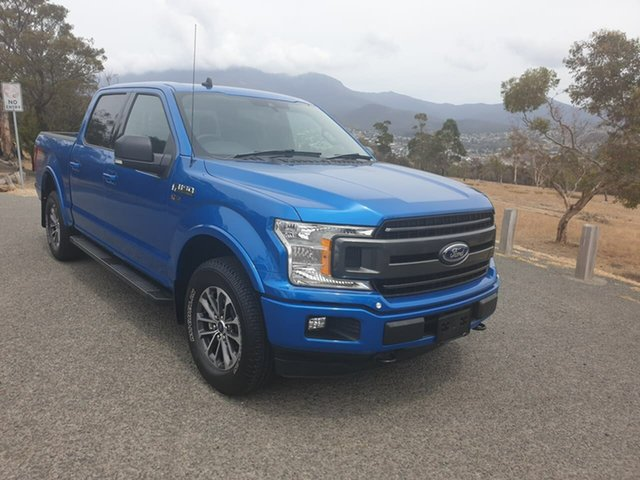 Used Ford F150  XLT, 2019 Ford F150 (No Series) XLT Blue 10 Speed Automatic Utility