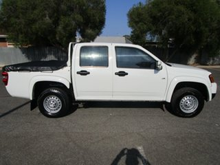 2009 Holden Colorado RC MY09 LX (4x2) 4 Speed Automatic Crew Cab Pickup.