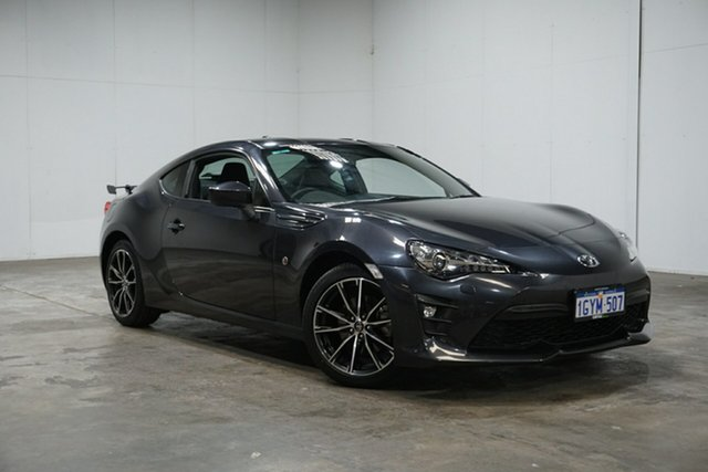 Used Toyota 86 ZN6 GTS, 2017 Toyota 86 ZN6 GTS Grey 6 Speed Sports Automatic Coupe