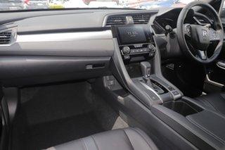 2019 Honda Civic 10th Gen MY19 VTi-LX Lunar Silver 1 Speed Constant Variable Hatchback