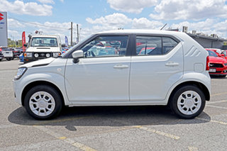2019 Suzuki Ignis MF GL White 1 Speed Constant Variable Hatchback