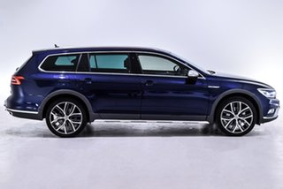 2018 Volkswagen Passat 3C (B8) MY18 Alltrack DSG 4MOTION Wolfsburg Edition Blue 7 Speed