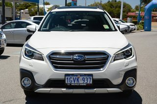 2019 Subaru Outback B6A MY19 2.5i CVT AWD Premium Crystal White 7 Speed Constant Variable Wagon