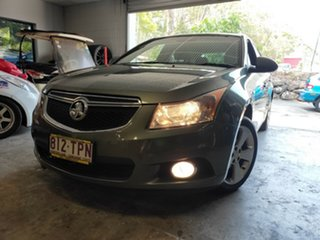 2013 Holden Cruze JH Series II MY14 Equipe Emerald 6 Speed Sports Automatic Hatchback