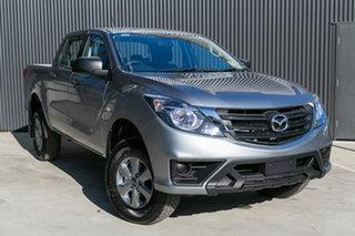 2019 Mazda BT-50 UR0YG1 XT 4x2 Hi-Rider Aluminium 6 Speed Sports Automatic Utility.