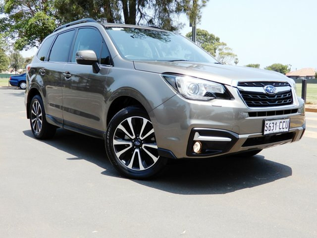 Used Subaru Forester S4 MY17 2.5i-S CVT AWD, 2017 Subaru Forester S4 MY17 2.5i-S CVT AWD Bronze 6 Speed Constant Variable Wagon