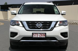 2019 Nissan Pathfinder R52 Series III MY19 ST+ X-tronic 2WD Ivory Pearl 1 Speed Constant Variable