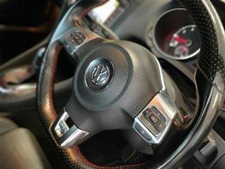 2010 Volkswagen Golf VI MY10 GTI DSG Red 6 Speed Sports Automatic Dual Clutch Hatchback