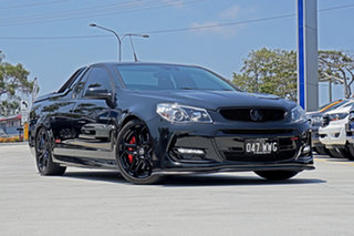 2016 Holden Ute VF II MY16 SS V Ute Redline Black 6 Speed Sports Automatic Utility.