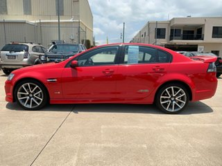2011 Holden Commodore VE II SS V Red 6 Speed Sports Automatic Sedan