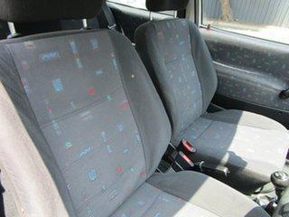 2001 Holden Barina SB City 5 Speed Manual Hatchback