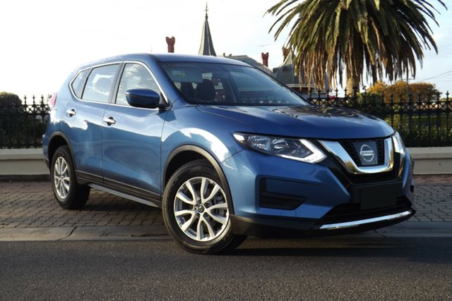 Demo Nissan X-Trail T32 Series II ST X-tronic 2WD, 2019 Nissan X-Trail T32 Series II ST X-tronic 2WD Blue 7 Speed Constant Variable Wagon