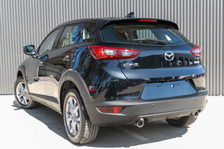 2019 Mazda CX-3 DK2W7A Maxx SKYACTIV-Drive FWD Sport Jet Black 6 Speed Sports Automatic Wagon