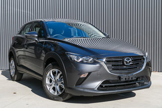 2019 Mazda CX-3 DK2W7A Maxx SKYACTIV-Drive FWD Sport Machine Grey 6 Speed Sports Automatic Wagon.