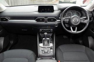 2018 Mazda CX-5 KF4WLA Maxx SKYACTIV-Drive i-ACTIV AWD Sport Silver 6 Speed Sports Automatic Wagon