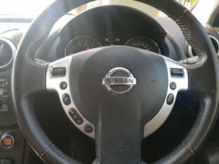 2010 Nissan Dualis J10 MY2009 Ti Hatch X-tronic Silver 6 Speed Constant Variable Hatchback