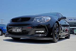 2016 Holden Ute VF II MY16 SS V Ute Redline Black 6 Speed Sports Automatic Utility
