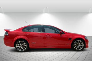2011 Holden Commodore VE II SS V Red 6 Speed Sports Automatic Sedan.