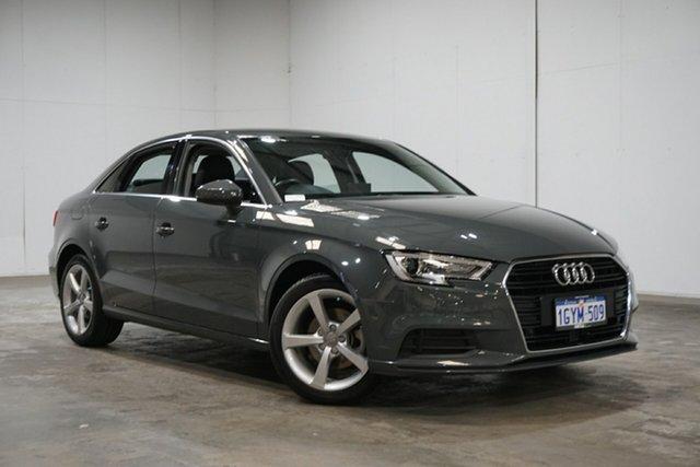 Used Audi A3 8V MY17 S Tronic, 2017 Audi A3 8V MY17 S Tronic Nano Grey 7 Speed Sports Automatic Dual Clutch Sedan