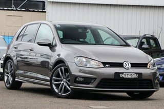 2015 Volkswagen Golf VII MY15 103TSI DSG Highline Grey 7 Speed Sports Automatic Dual Clutch.