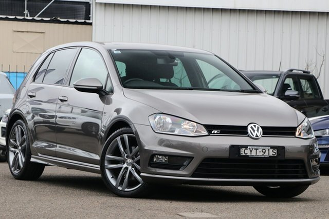 Used Volkswagen Golf VII MY15 103TSI DSG Highline, 2015 Volkswagen Golf VII MY15 103TSI DSG Highline Grey 7 Speed Sports Automatic Dual Clutch