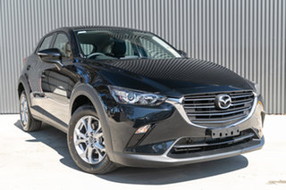 2019 Mazda CX-3 DK2W7A Maxx SKYACTIV-Drive FWD Sport Jet Black 6 Speed Sports Automatic Wagon.