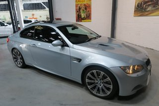 2012 BMW M3 E92 Pure Edition II Silver Sports Automatic Dual Clutch Coupe