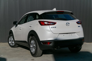 2019 Mazda CX-3 DK2W7A Maxx SKYACTIV-Drive FWD Sport Snowflake White Pearl 6 Speed Sports Automatic