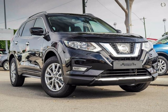 New Nissan X-Trail T32 Series II ST-L X-tronic 2WD, 2019 Nissan X-Trail T32 Series II ST-L X-tronic 2WD Diamond Black 7 Speed Constant Variable Wagon