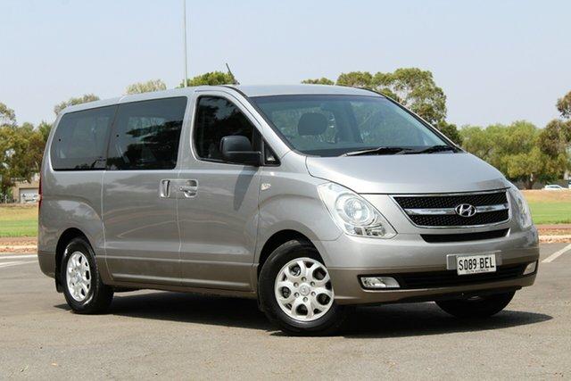 Used Hyundai iMAX TQ-W MY15 , 2014 Hyundai iMAX TQ-W MY15 Silver 5 Speed Automatic Wagon