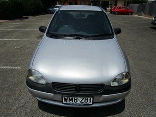 2001 Holden Barina SB City 5 Speed Manual Hatchback.