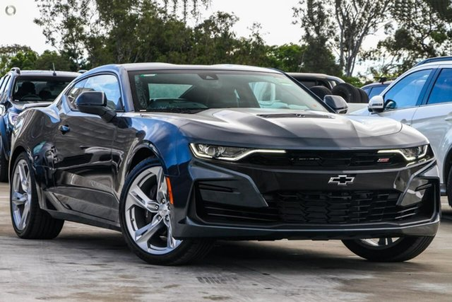New Chevrolet Camaro MY19 2SS, 2019 Chevrolet Camaro MY19 2SS Gji 10 Speed Sports Automatic Coupe