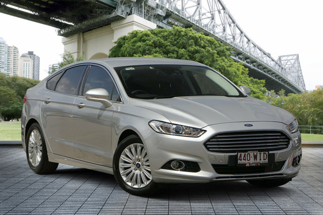 Used Ford Mondeo MD Trend SelectShift, 2015 Ford Mondeo MD Trend SelectShift Silver 6 Speed Sports Automatic Hatchback