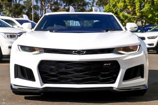 2019 Chevrolet Camaro MY19 ZL1 Summit White 6 Speed Manual Coupe