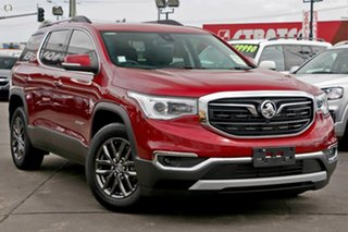 2019 Holden Acadia AC MY19 LTZ AWD Glory Red 9 Speed Sports Automatic Wagon.
