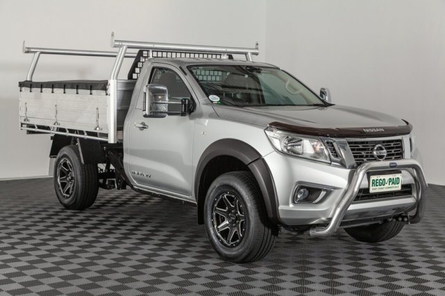 Used Nissan Navara D23 RX, 2017 Nissan Navara D23 RX Silver 7 speed Automatic Cab Chassis