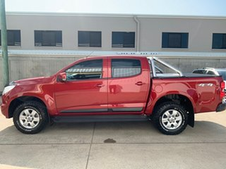 2016 Holden Colorado RG MY16 LS-X Crew Cab Sizzle 6 Speed Sports Automatic Utility