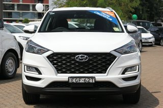 2019 Hyundai Tucson TL4 MY20 Active (2WD) Pure White 6 Speed Automatic Wagon