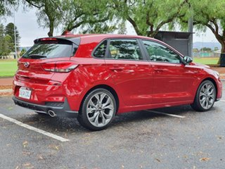 2019 Hyundai i30 PD.3 MY19 N Line D-CT Fiery Red 7 Speed Sports Automatic Dual Clutch Hatchback