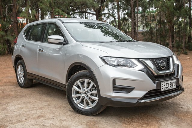 Used Nissan X-Trail T32 Series II ST X-tronic 4WD, 2018 Nissan X-Trail T32 Series II ST X-tronic 4WD Silver 7 Speed Constant Variable Wagon