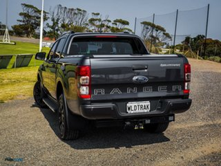 2019 Ford Ranger PX MkIII 2019.75MY Wildtrak Pick-up Double Cab Meteor Grey 10 Speed