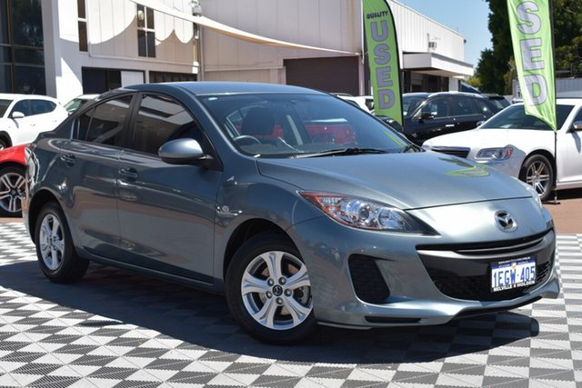 Used Mazda 3 BL10F2 MY13 Neo Activematic, 2013 Mazda 3 BL10F2 MY13 Neo Activematic Grey 5 Speed Sports Automatic Sedan