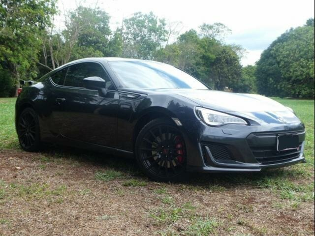 Used Subaru BRZ MY18 TS, 2018 Subaru BRZ MY18 TS Graphite 6 Speed Manual Coupe