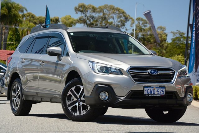 Demo Subaru Outback B6A MY19 2.0D CVT AWD, 2019 Subaru Outback B6A MY19 2.0D CVT AWD Tungsten Metal 7 Speed Constant Variable Wagon