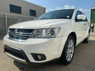 2014 Dodge Journey JC MY14 R/T White 6 Speed Automatic Wagon