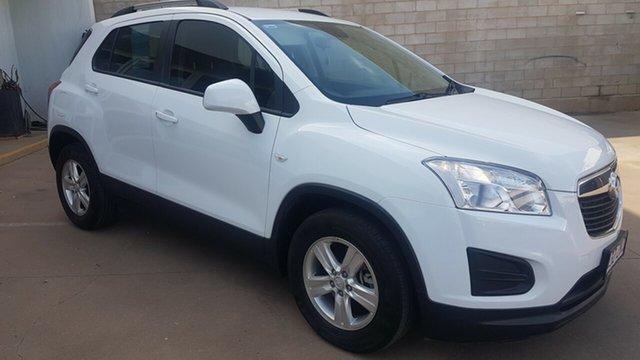 Used Holden Trax TJ MY16 LS, 2016 Holden Trax TJ MY16 LS White 6 Speed Automatic Wagon