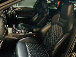 2013 Audi S6 4G MY13 S Tronic Quattro Black 7 Speed Sports Automatic Dual Clutch Sedan