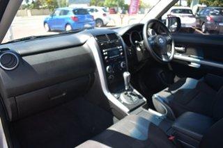 2011 Suzuki Grand Vitara JB MY09 Silver 4 Speed Automatic Hardtop